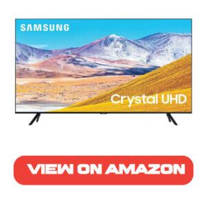 SAMSUNG 65 Inch Crystal UHD TU 8000 Series Reviews & Buyer Guide
